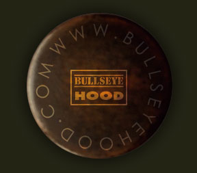 Bullseye Hood Button